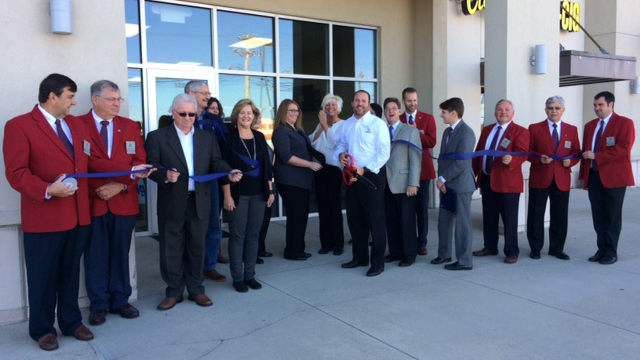 Prologistix Ribbon Cutting Ceremony