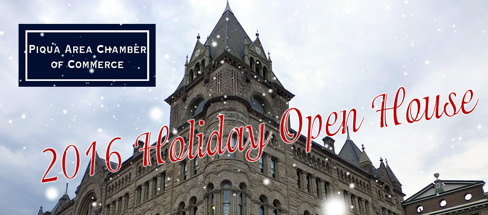 The 2016 Annual Holiday Open House
