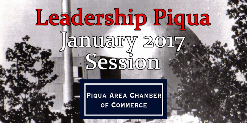 The Leadership Piqua January 2017 Session
