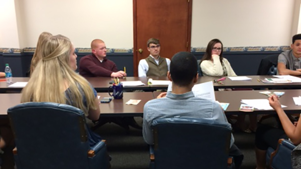PACC Teen Leaders Work With United Way for Teens Take Charge