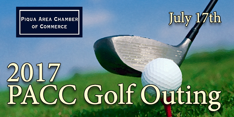 The 34th Annual Piqua Area Chamber of Commerce Ambassador Golf Outing