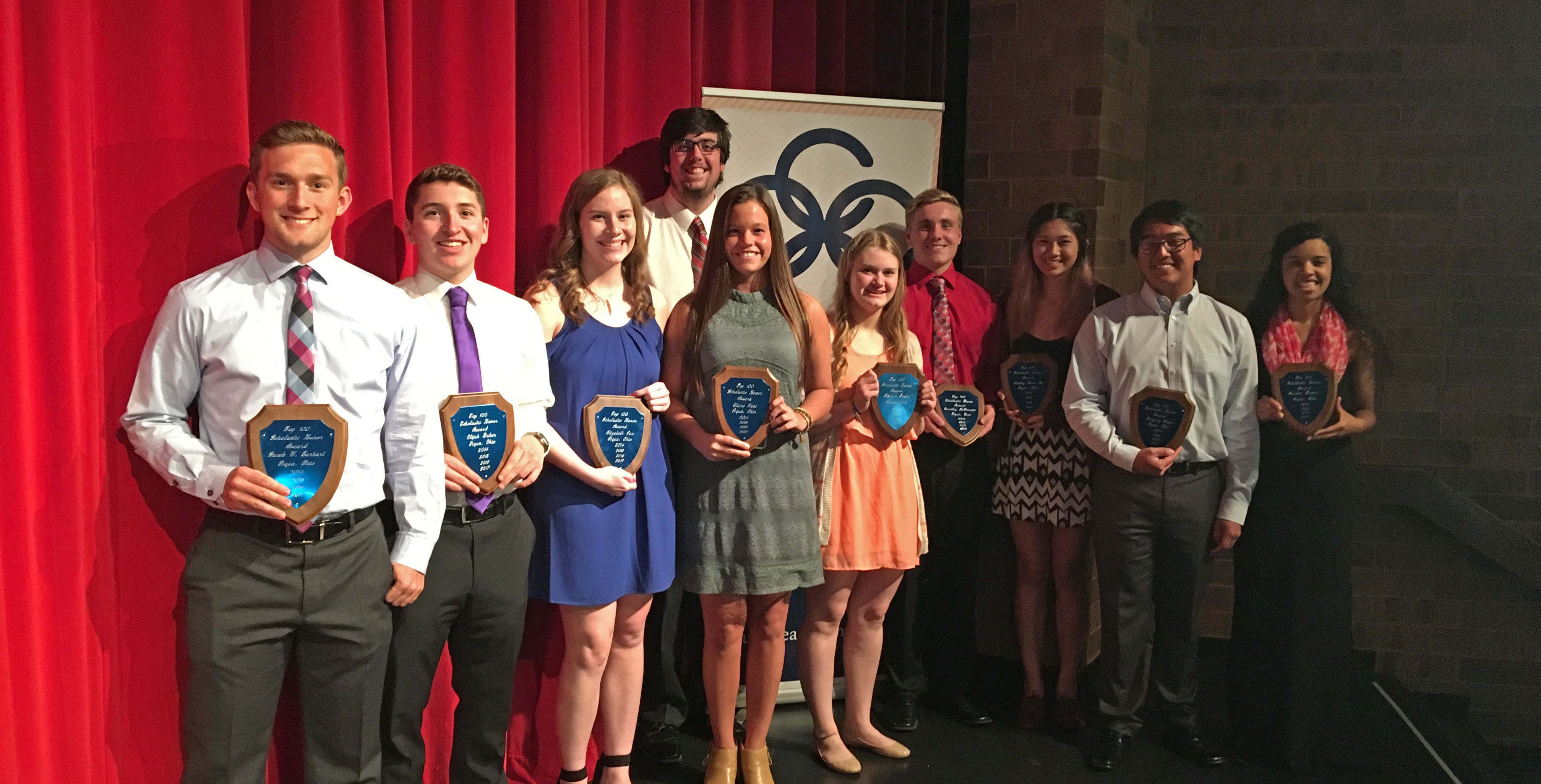 Chamber Honors Top 100 Students