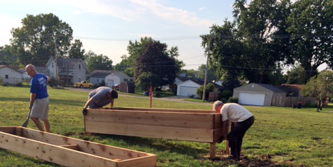We've wrapped up Phase II of the Garden Tribe project!