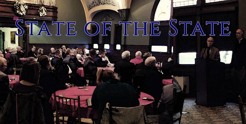 The State of the State Legislative Update Breakfast was held today, November 30th