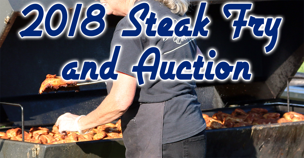 Photos from the 2018 Steak Fry and Auction!