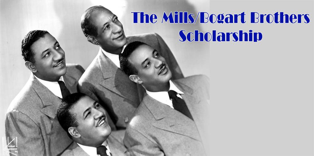 The 2019 Mills/Bogart Brothers Scholarship