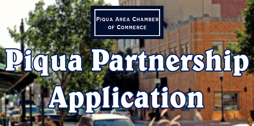 Piqua Partnership Application