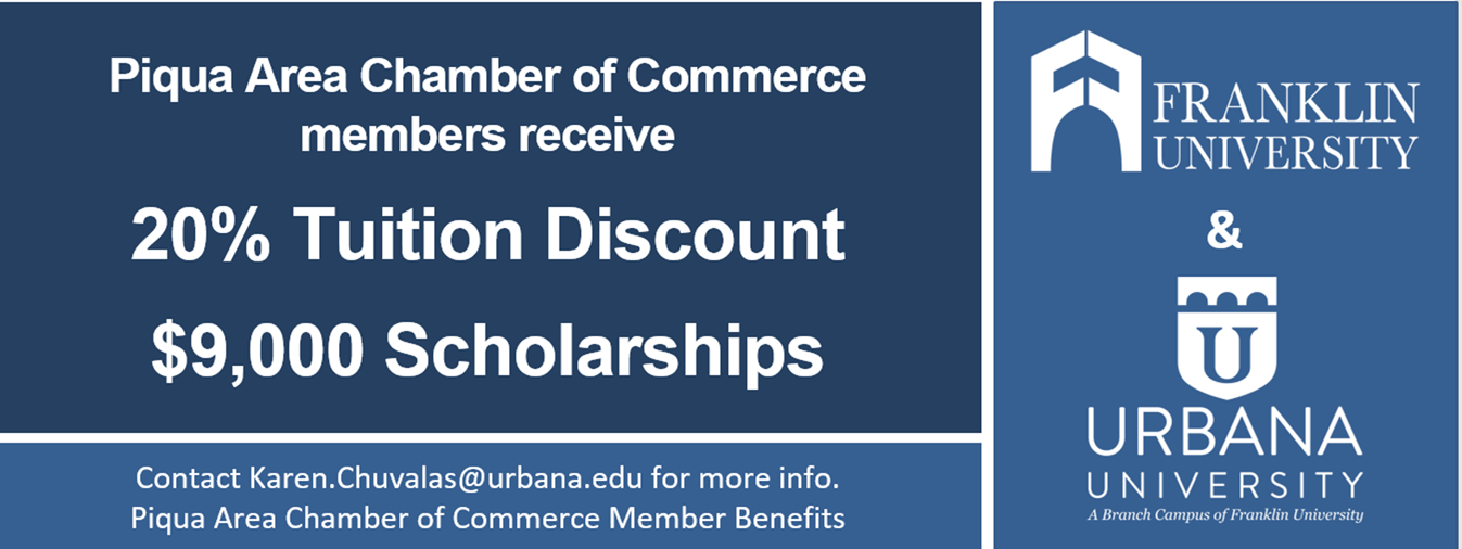 PACC Members receive 20% tuition discout, $9,000 in scholarships