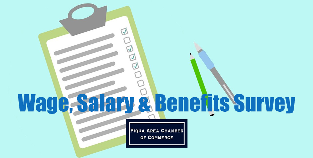 "West Central Ohio Chambers of Commerce  ""Wage, Salary & Benefits Survey"""