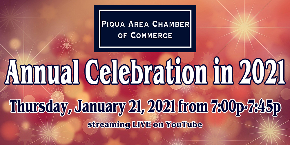 Annual Celebration 2021 | January 21, 2021 7:00 pm